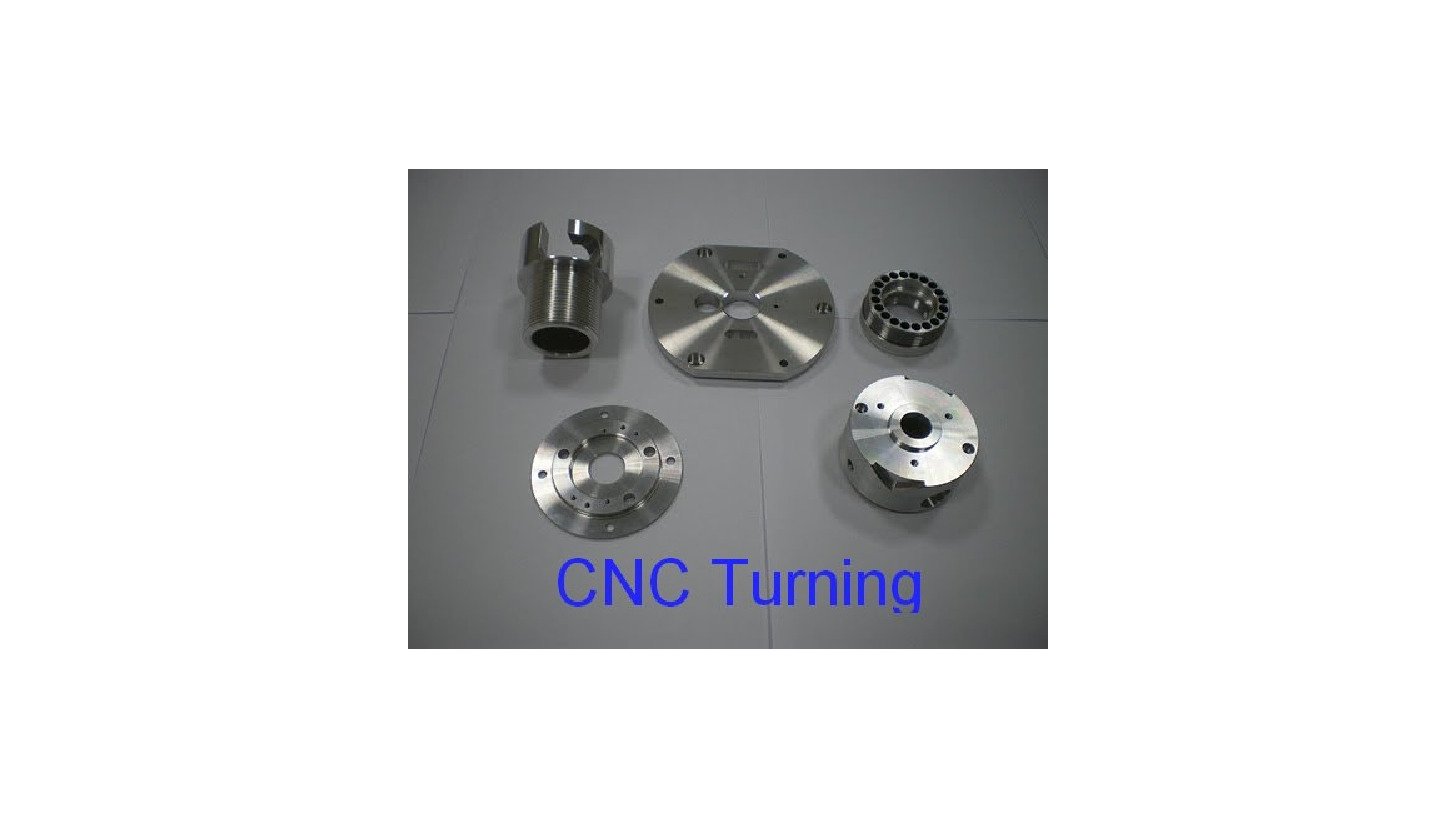 Logo CNC Turning parts