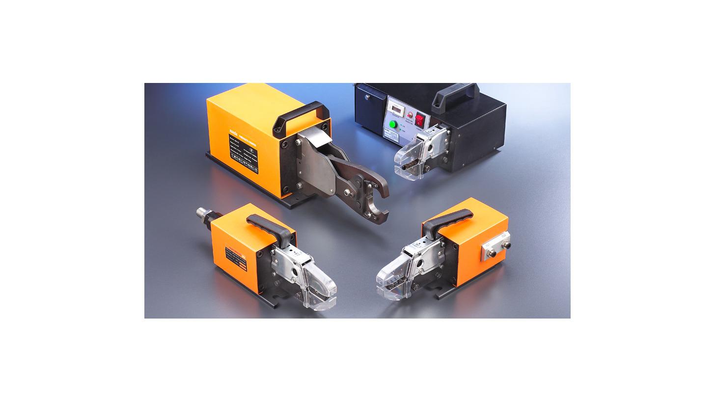 Logo Icrimp Pneumatic Wiring Machines