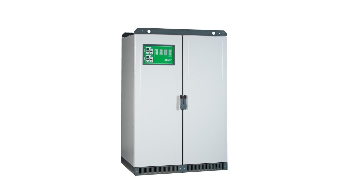 Logo Spannungskonstanthalter bis 1250 kVA