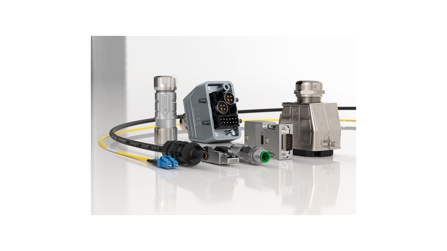Logo EPIC® industrial connectors