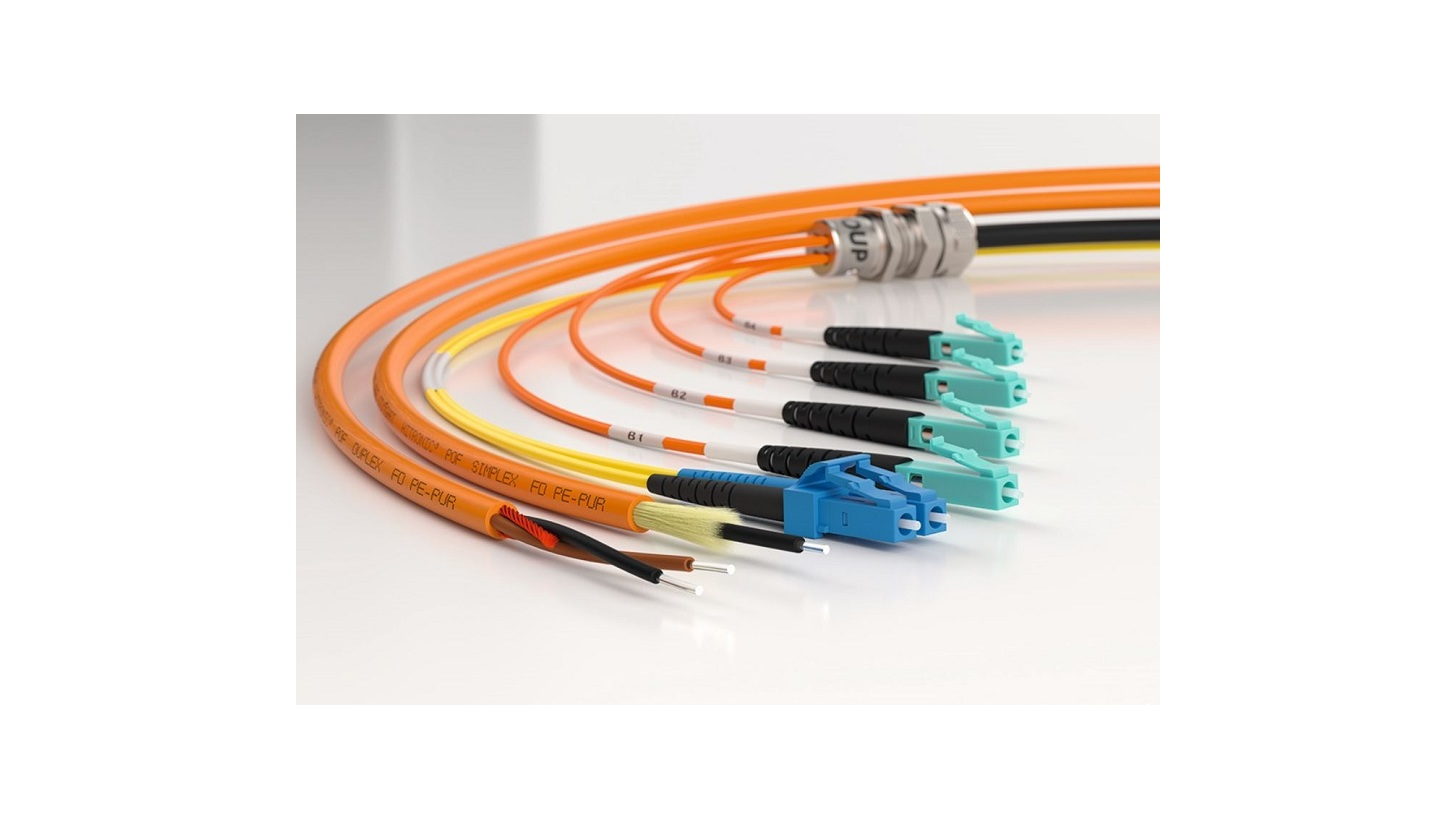 Logo HITRONIC® Optical transmission systems