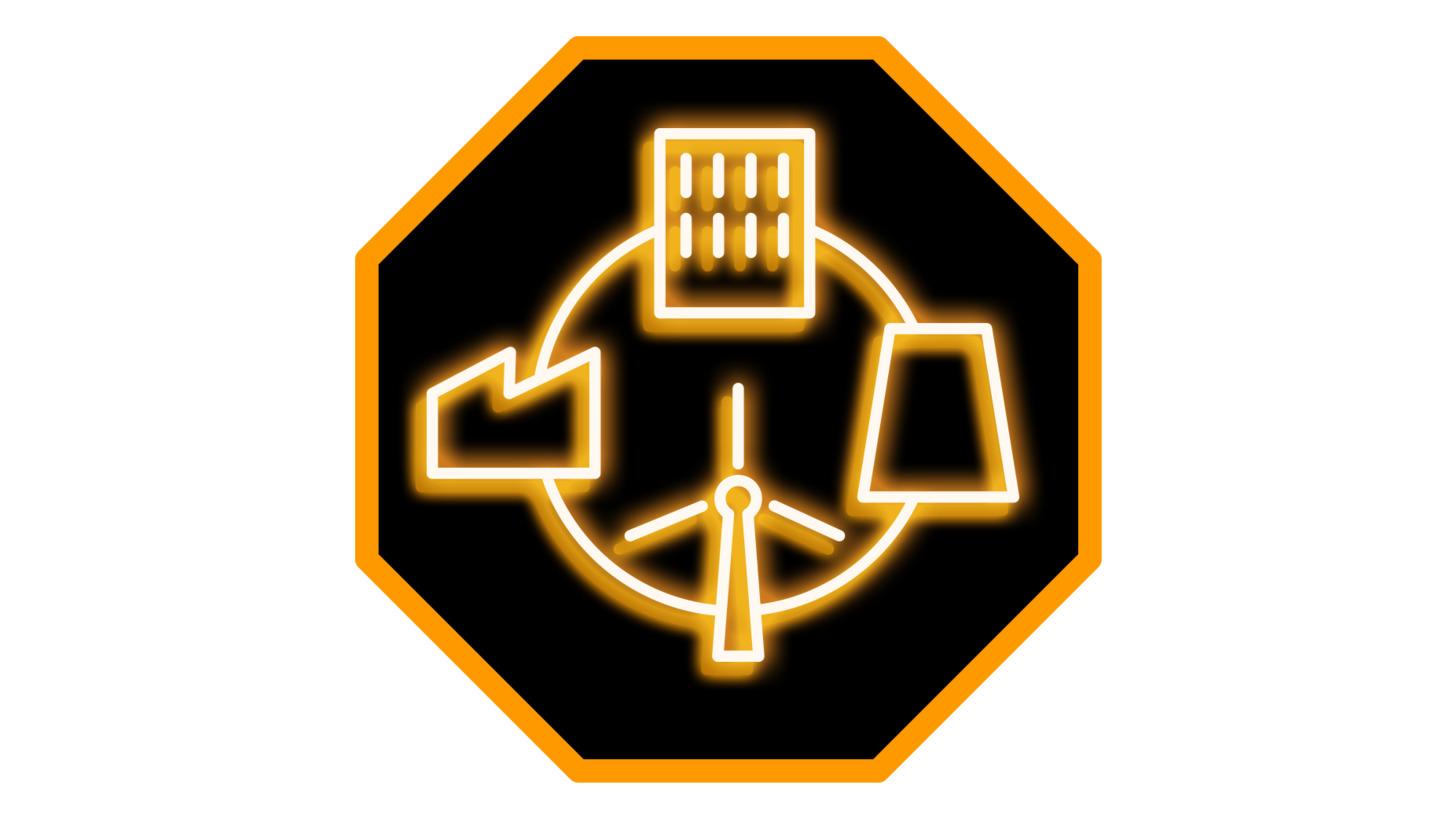 Logo Integrated Energy: Energize Tomorrow