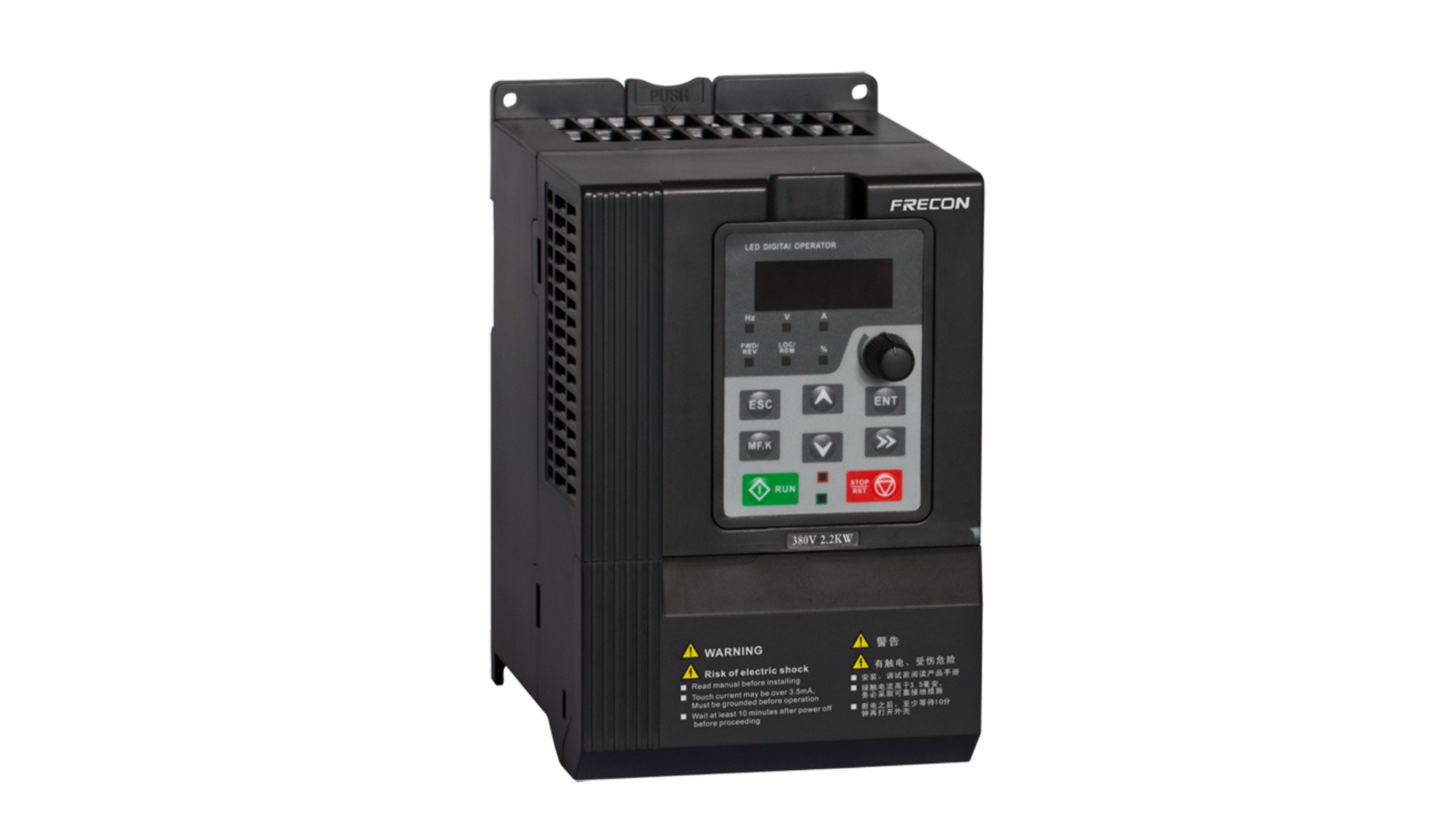Logo PV100 & PV200 Series PV Pumping Inverter