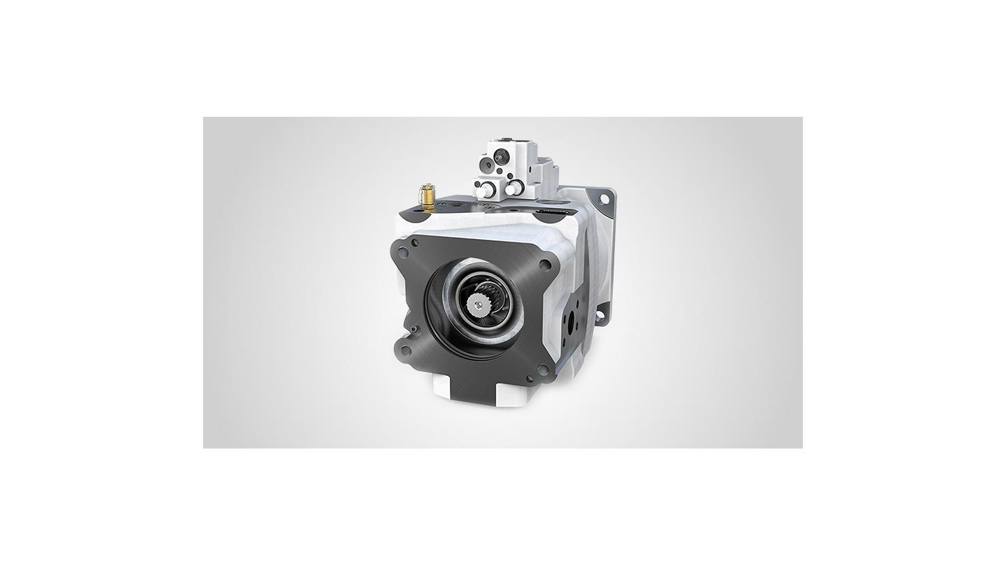 Logo Hydraulik-Verstellpumpe DPVO215i