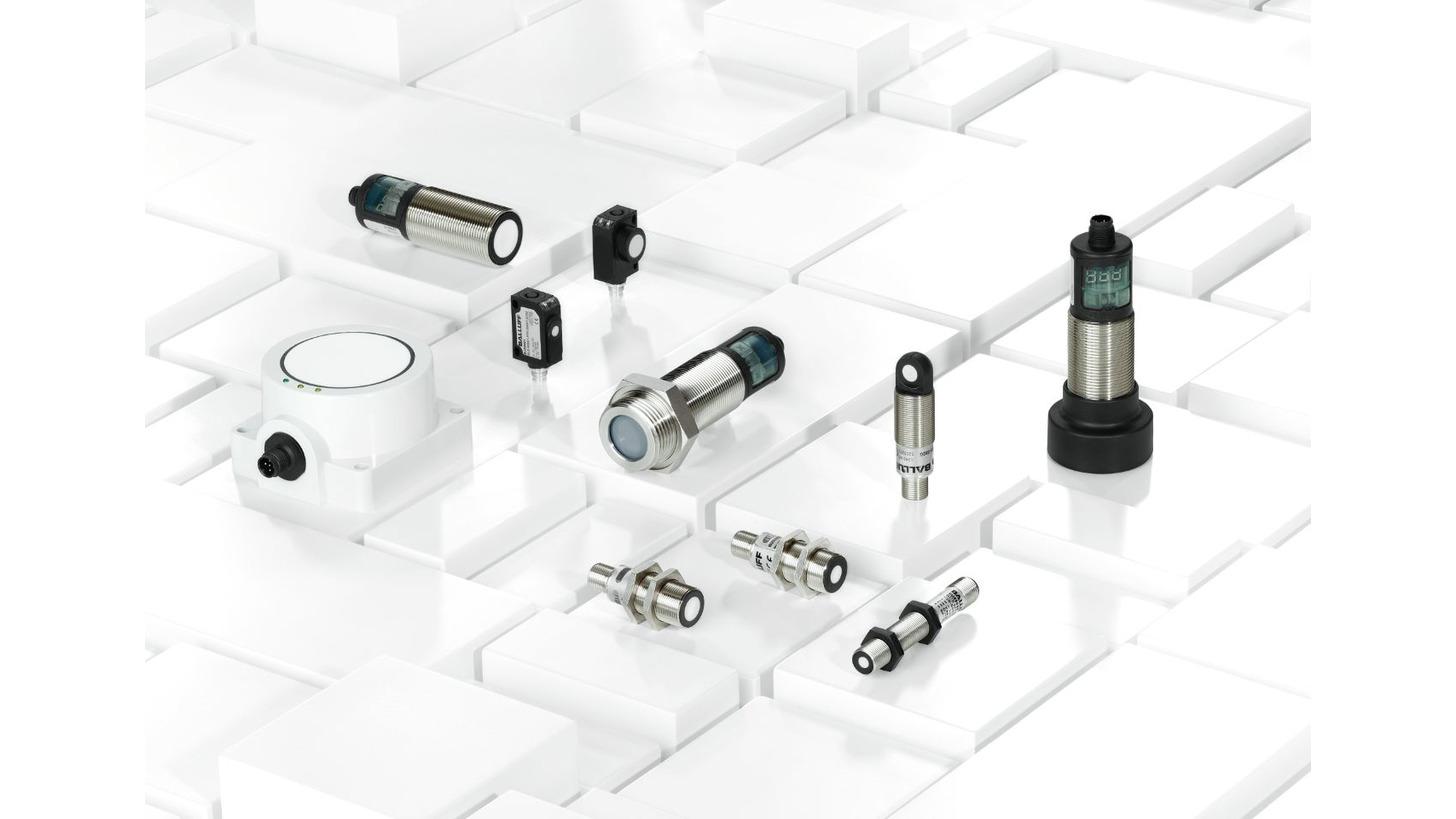 Logo Ultrasonic sensors