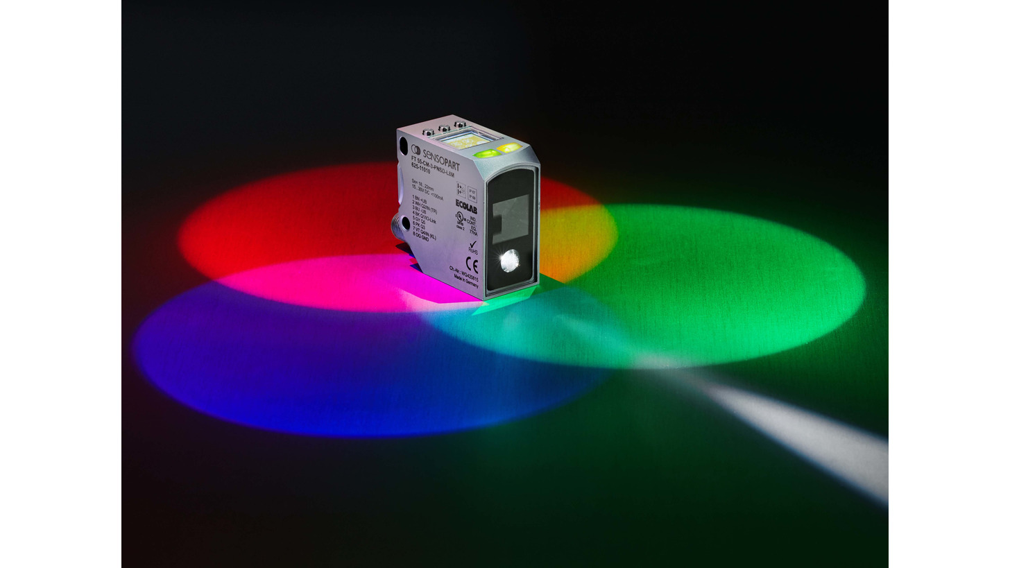 Logo FT 55-CM - Full-spectrum color sensor