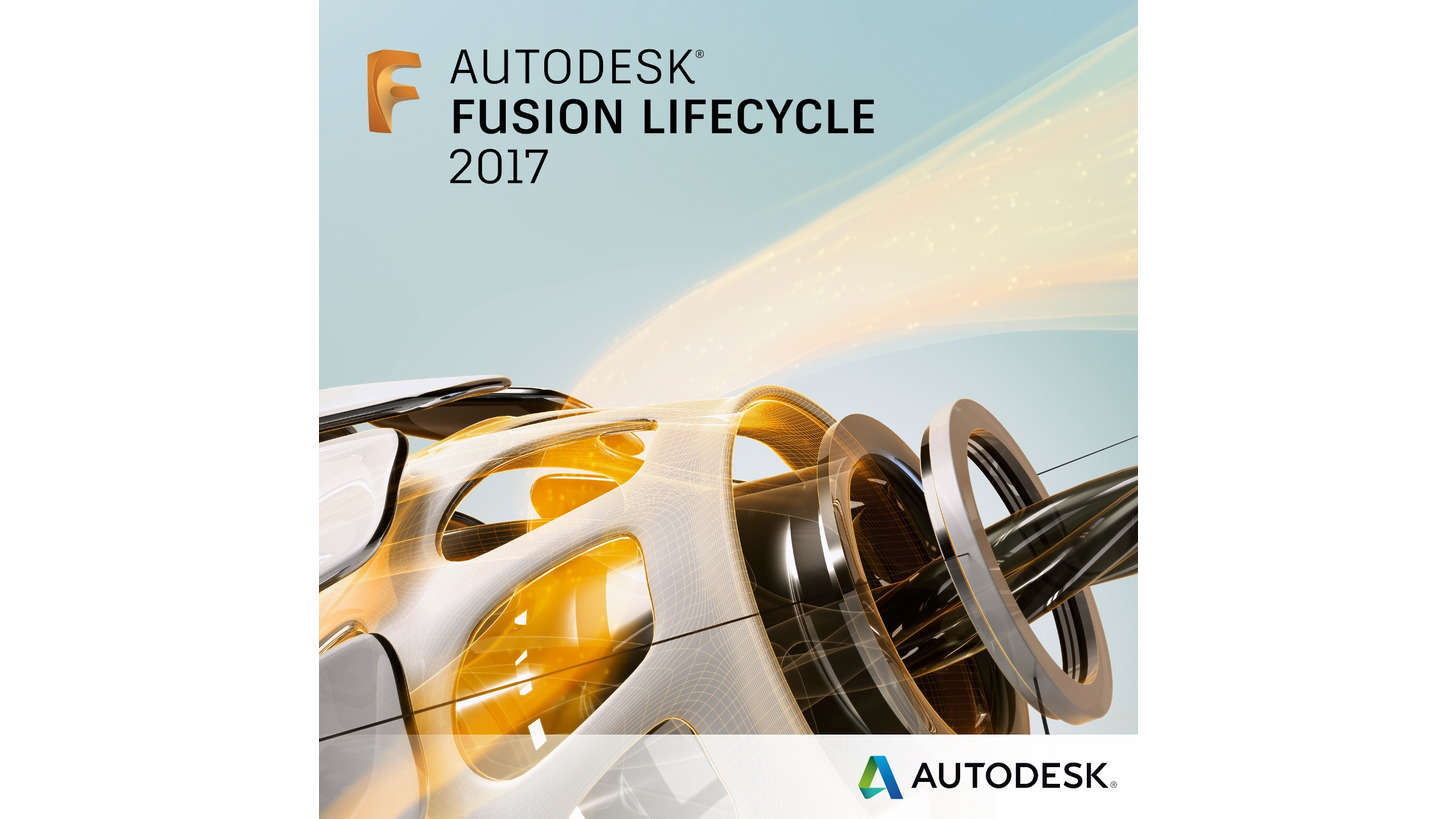 Logo Autodesk Fusion Lifecycle