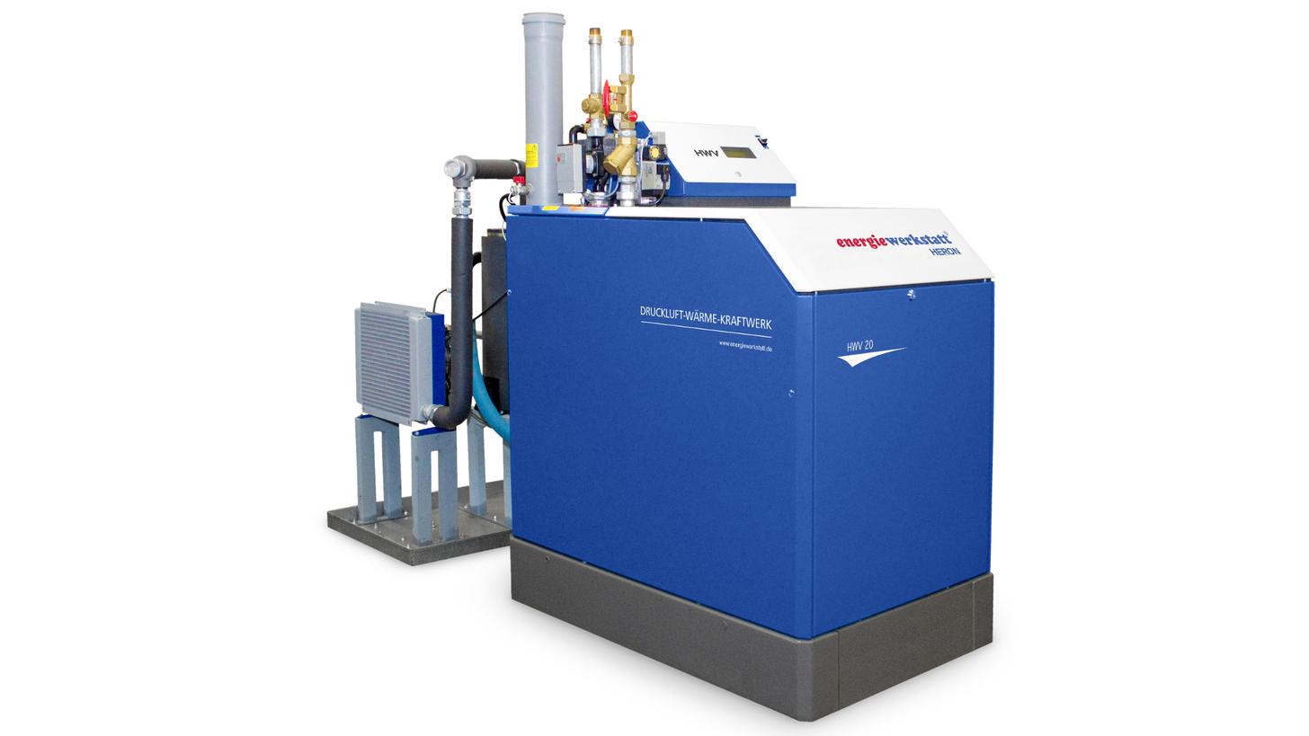 Logo Compressed Air Cogeneration HWV 20