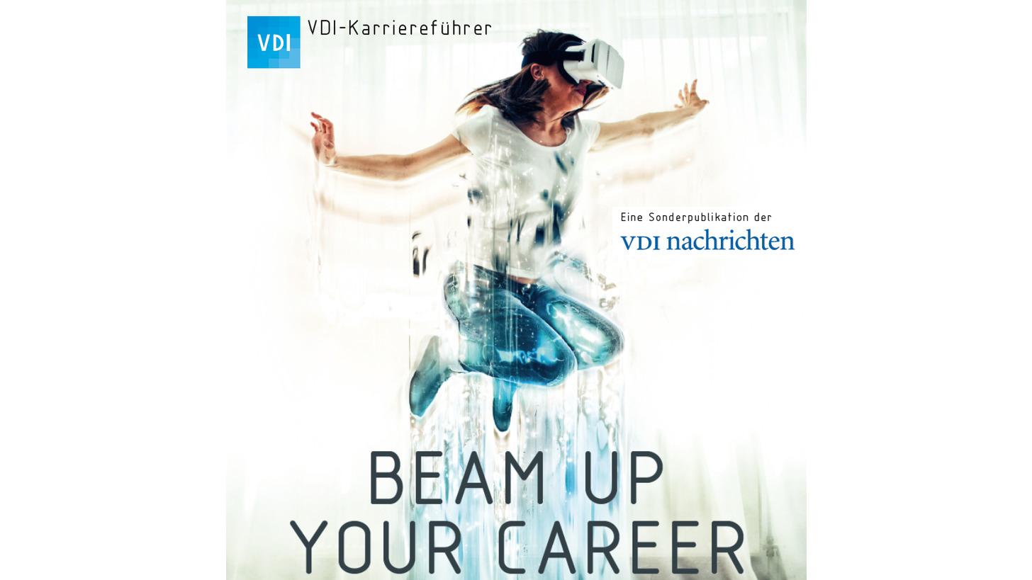 Logo VDI-Karriereführer