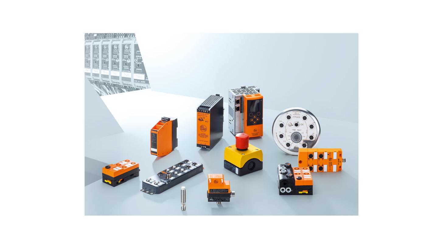 Logo Industrial communication