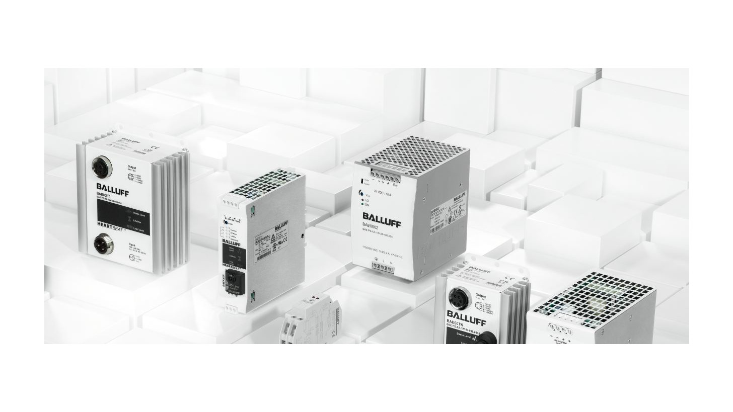 Logo Power supply units