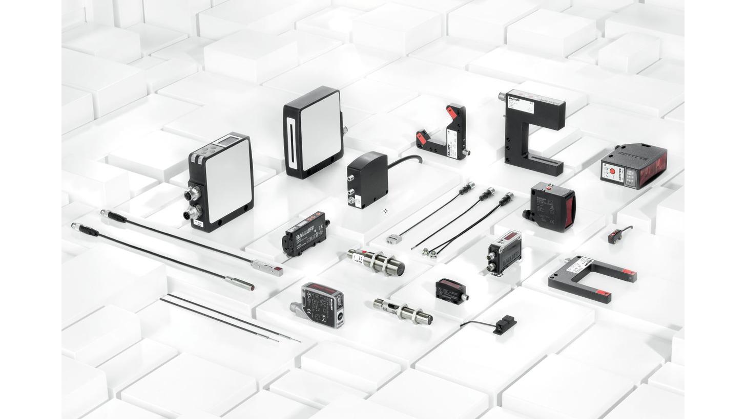 Logo Photoelectric sensors