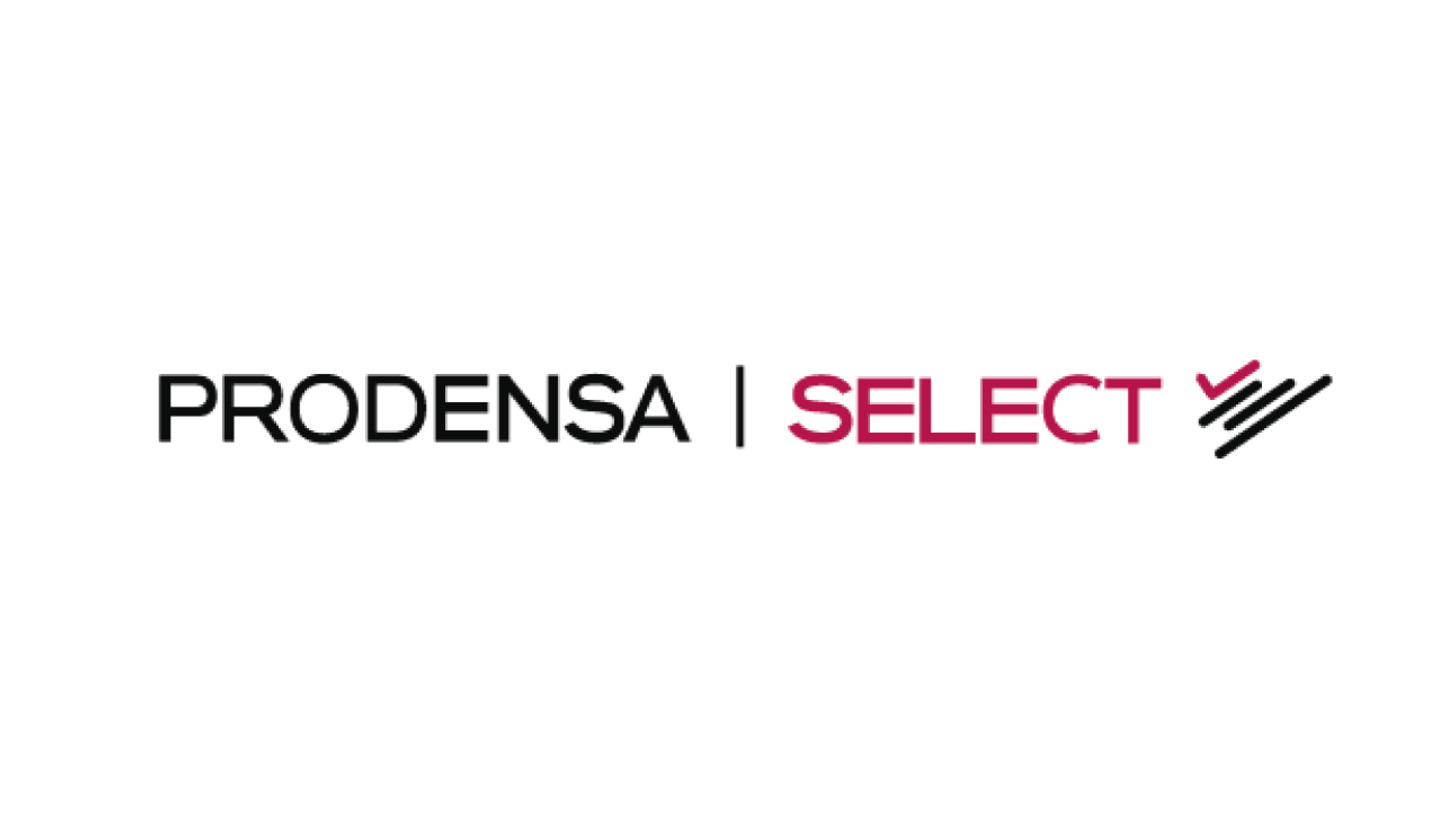 Logo PRODENSA SELECT