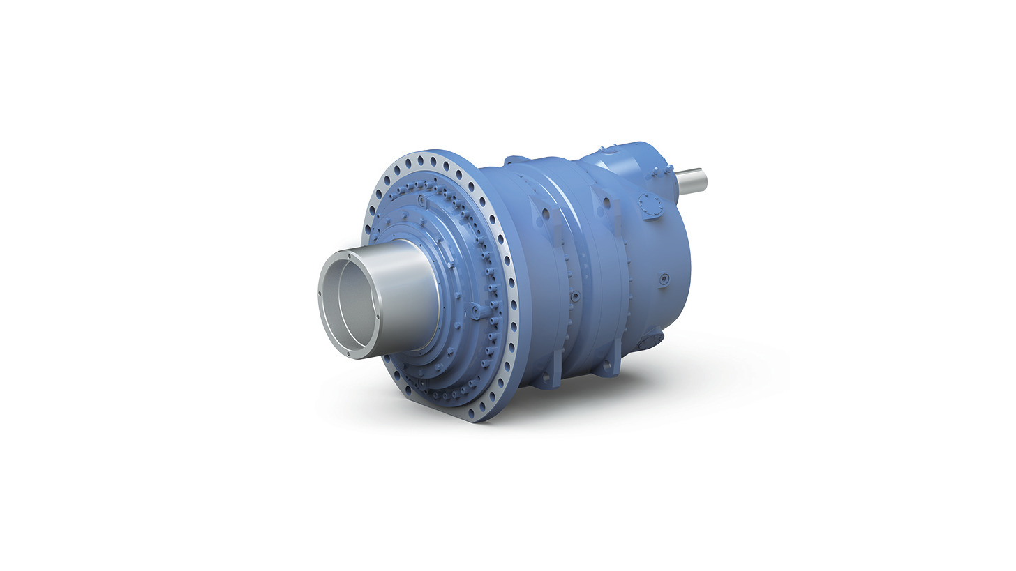Logo MP Series | Standard Planetary Gearbox