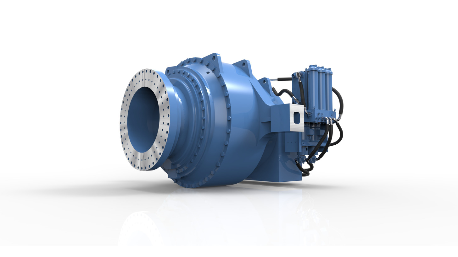 Logo Gearboxes for Wind Energy
