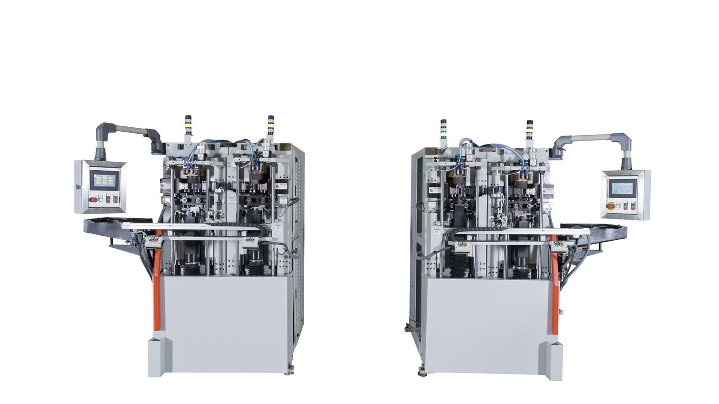 Logo Electrical Upsetting Machines
