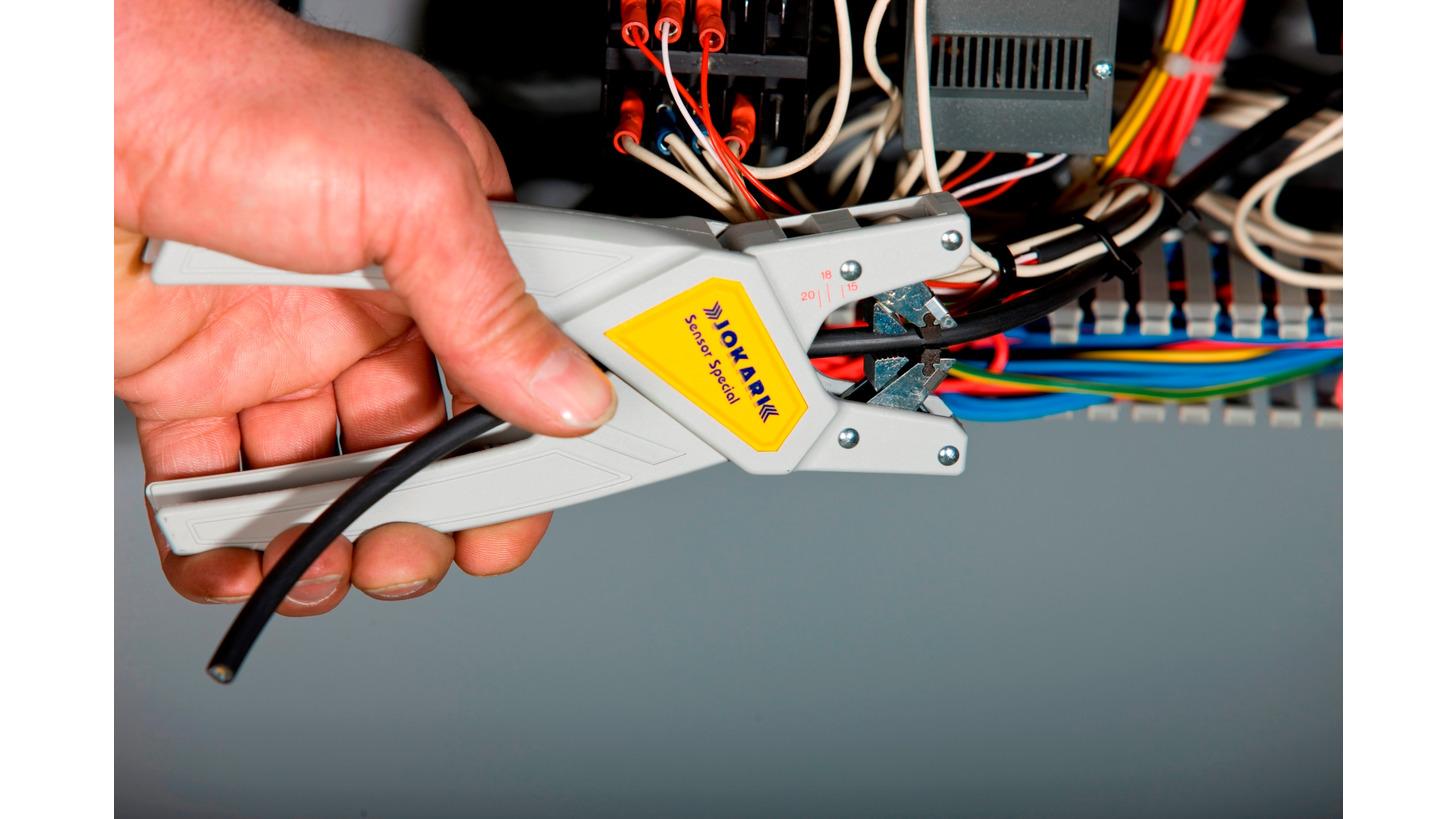Logo Wire Stripper Sensor Special