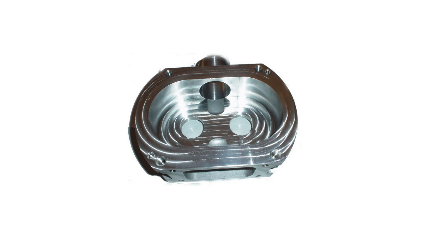 Logo Cast steel parts