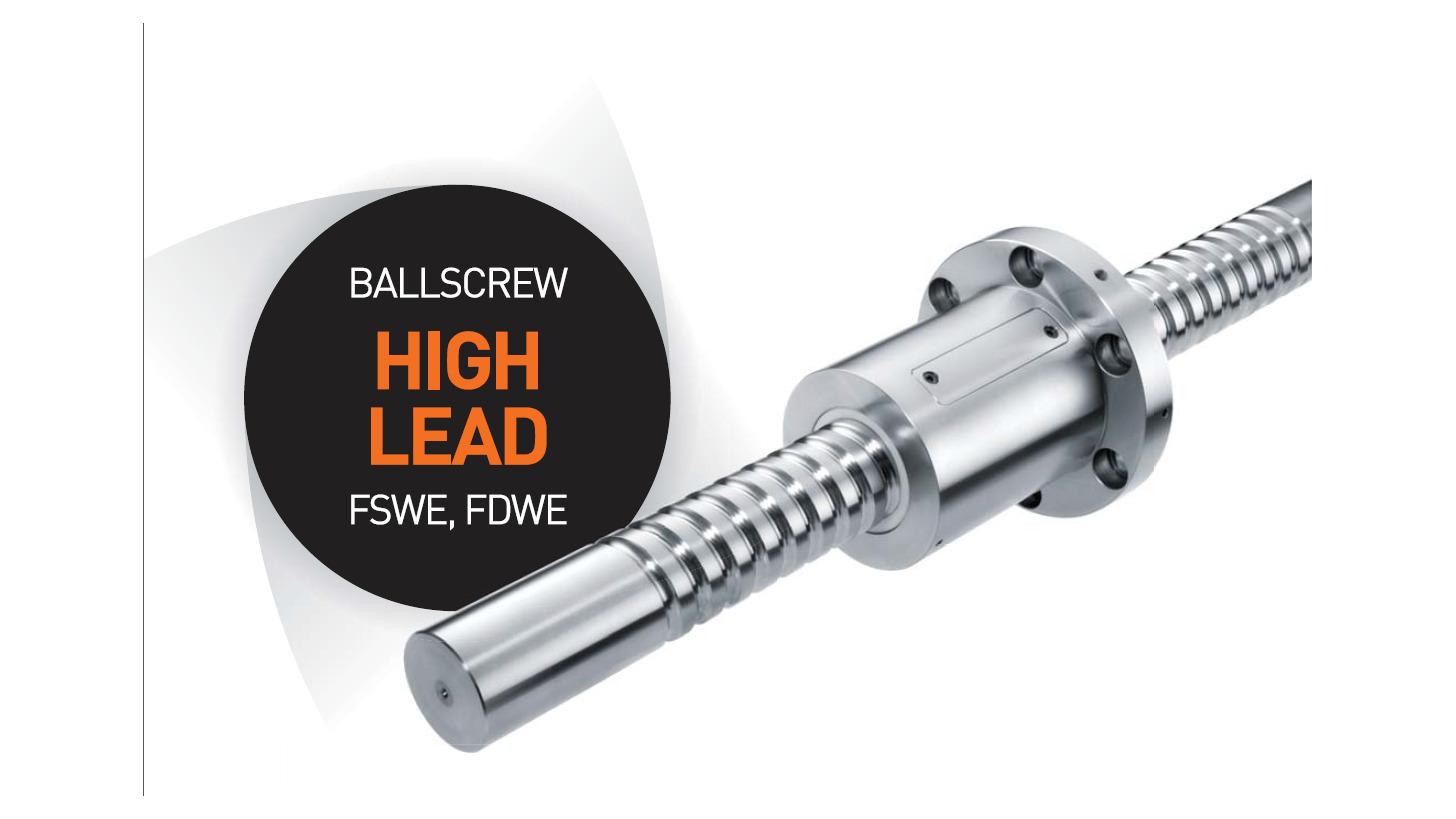 Logo High Lead Ballscrews
