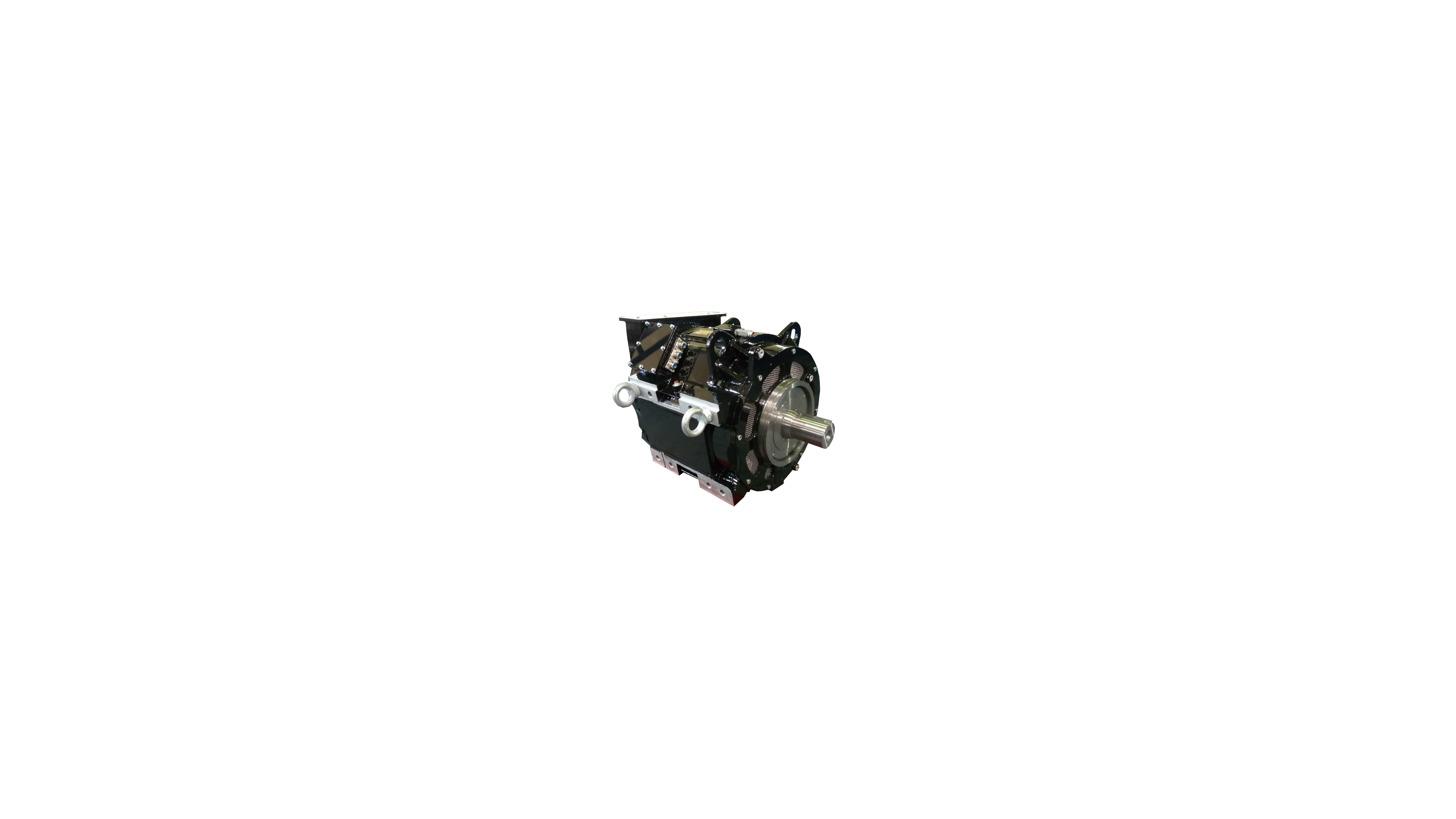Logo Traction motors and generators