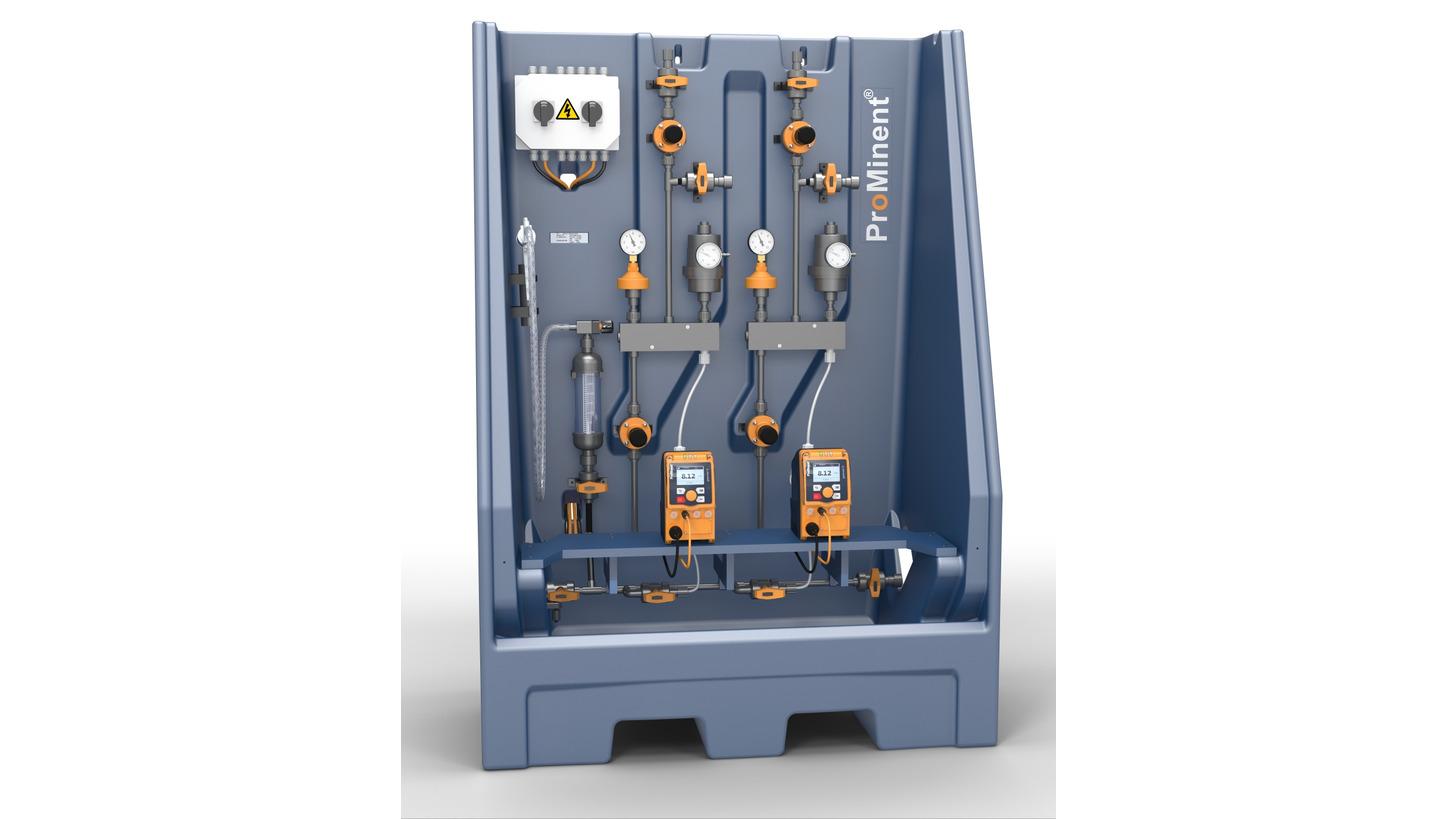 Logo Metering System DULCODOS® universal