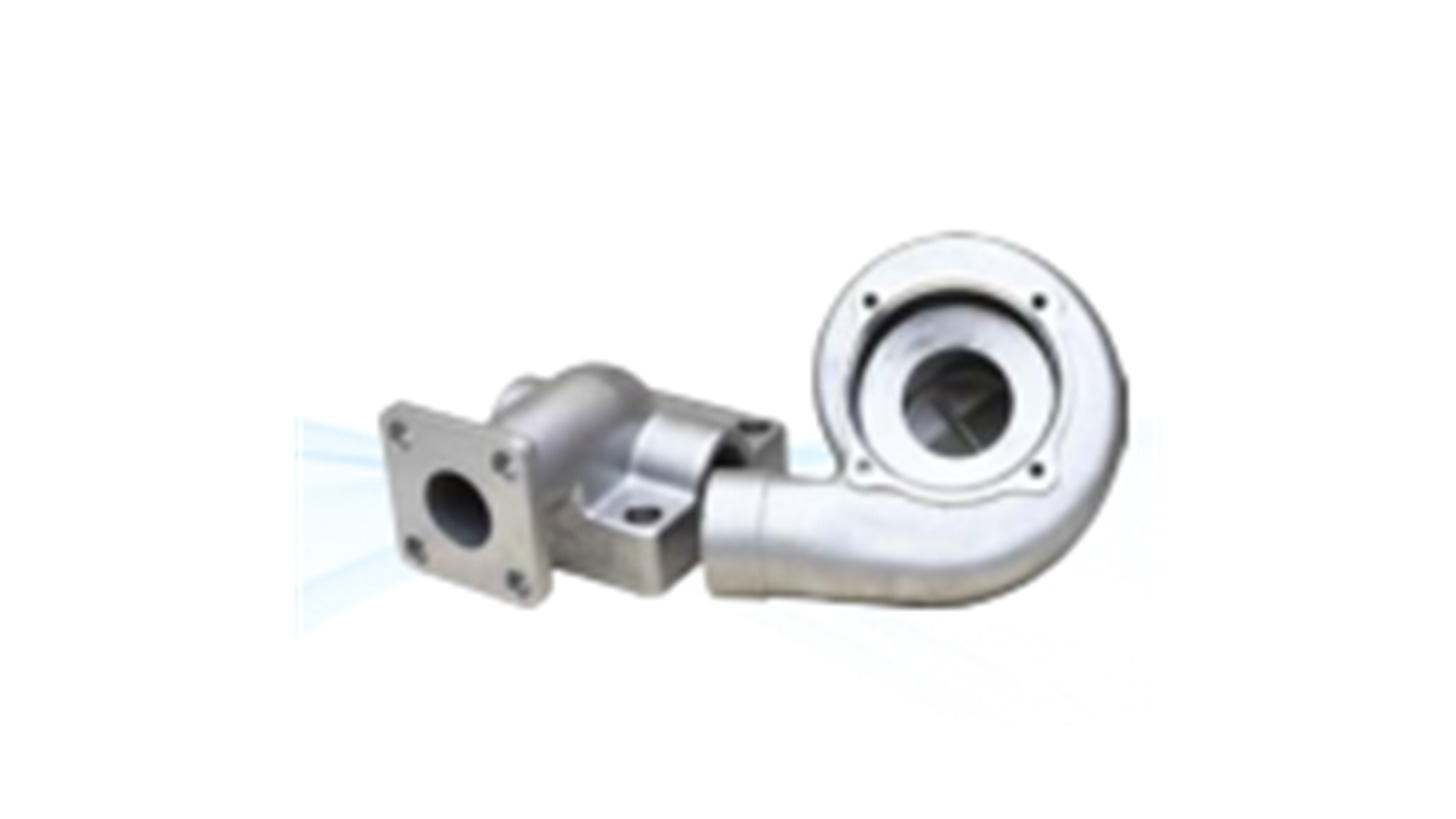 Logo STAINLESS STEEL PUMP PARTS