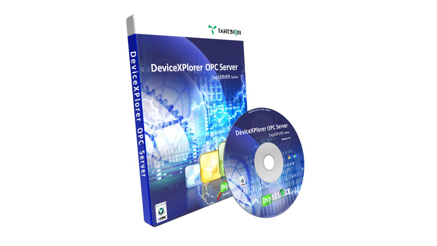 Logo DeviceXPlorer OPC Server