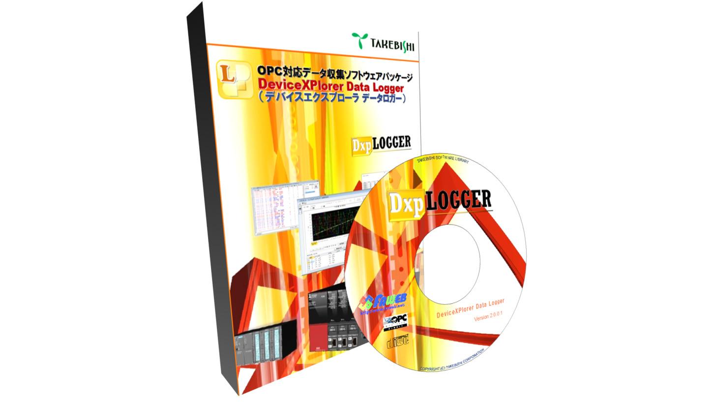 Logo DeviceXPlorer Data Logger