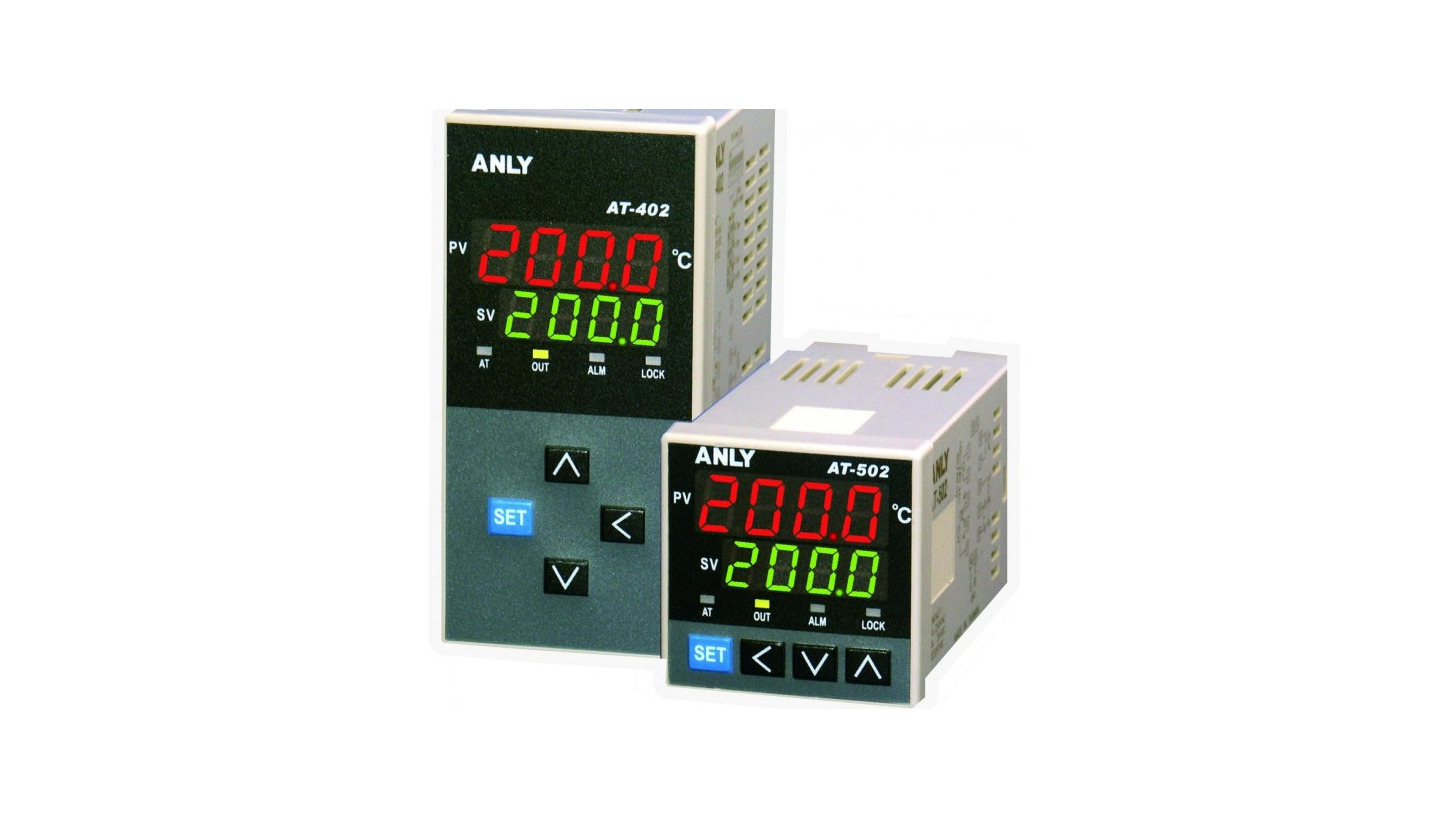Logo AT02 PID TEMPERATURE CONTROLLER