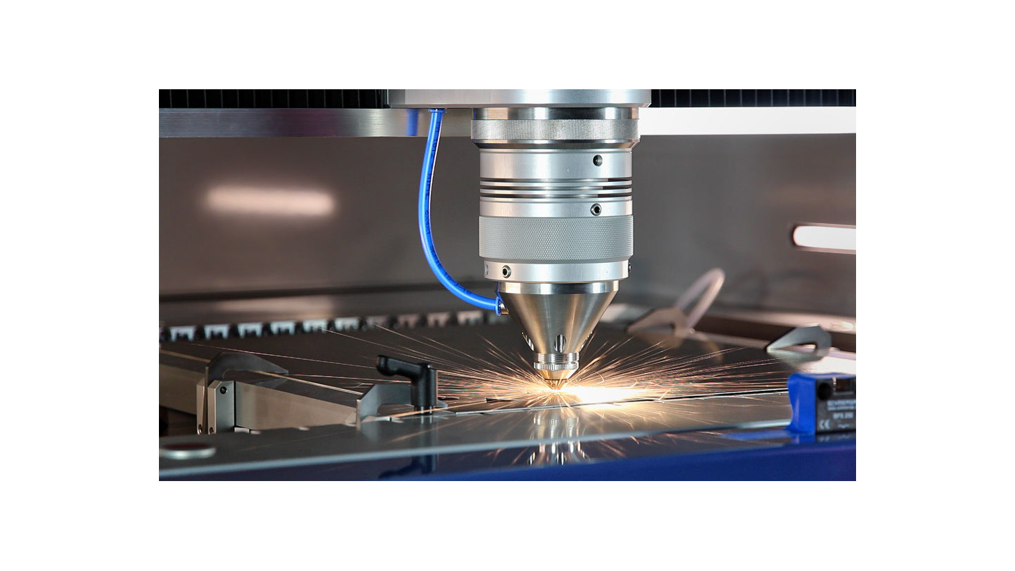 Logo Laser Cutting Machine AC