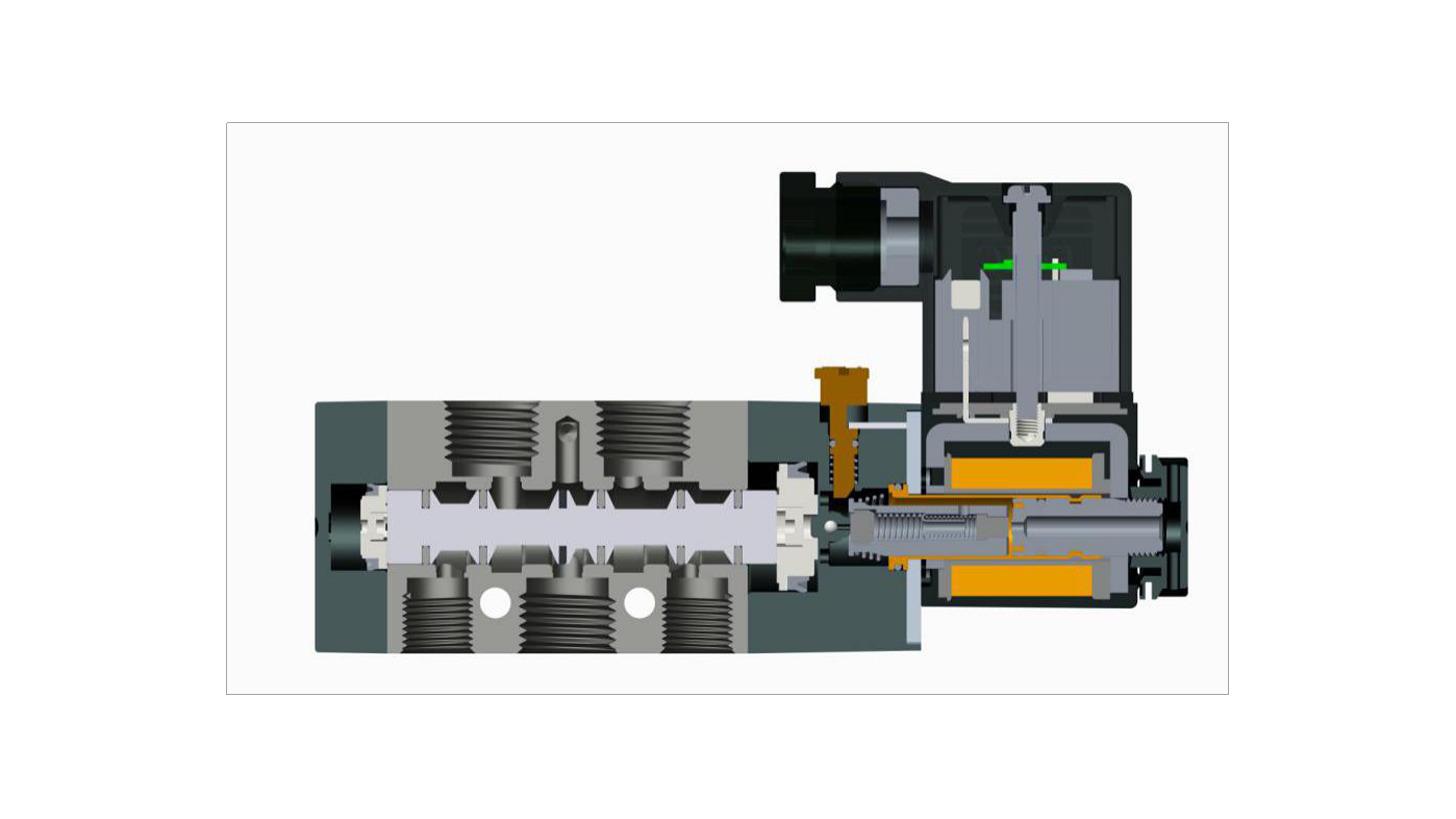 Logo RV Series revolutional valve