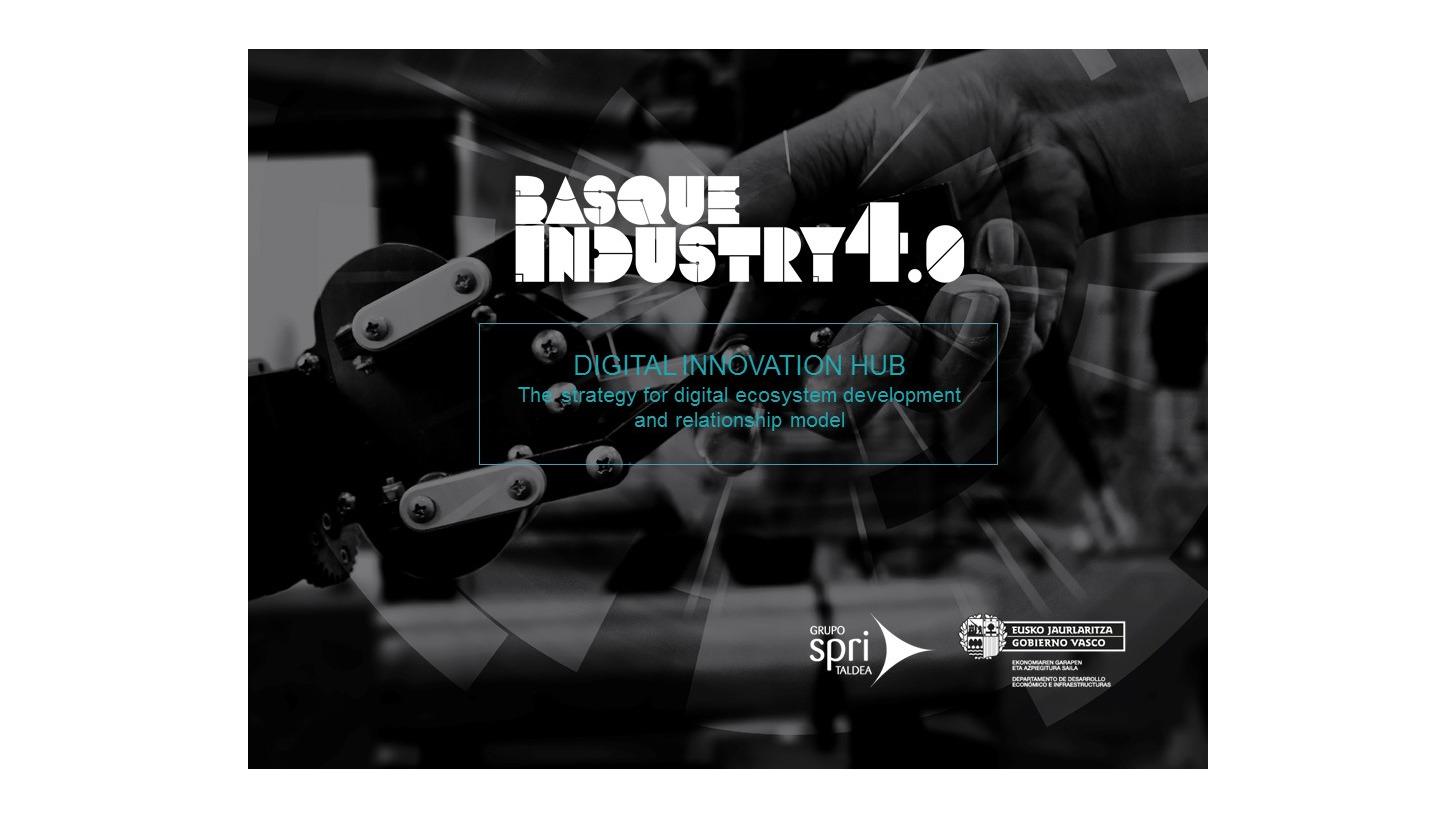 Logo Basque Digital Innovation Hub