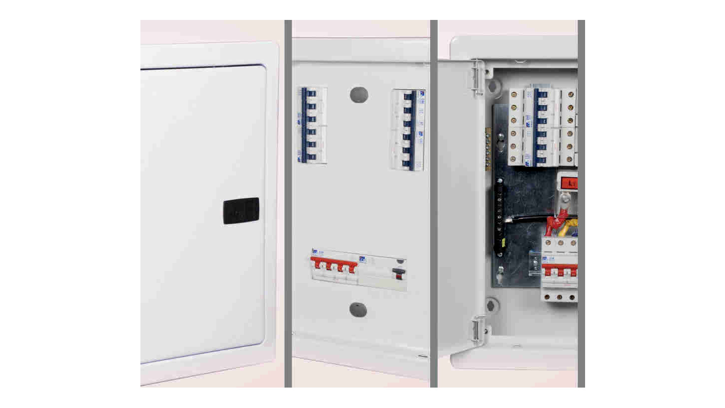 Logo Distribution Board