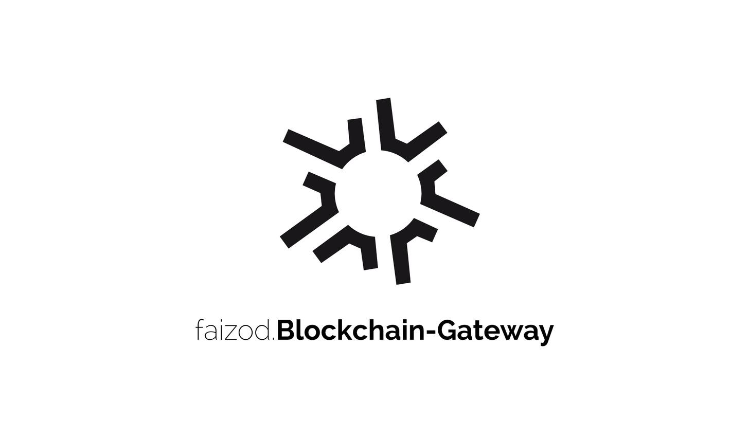 Logo faizod.Blockchain-Gateway