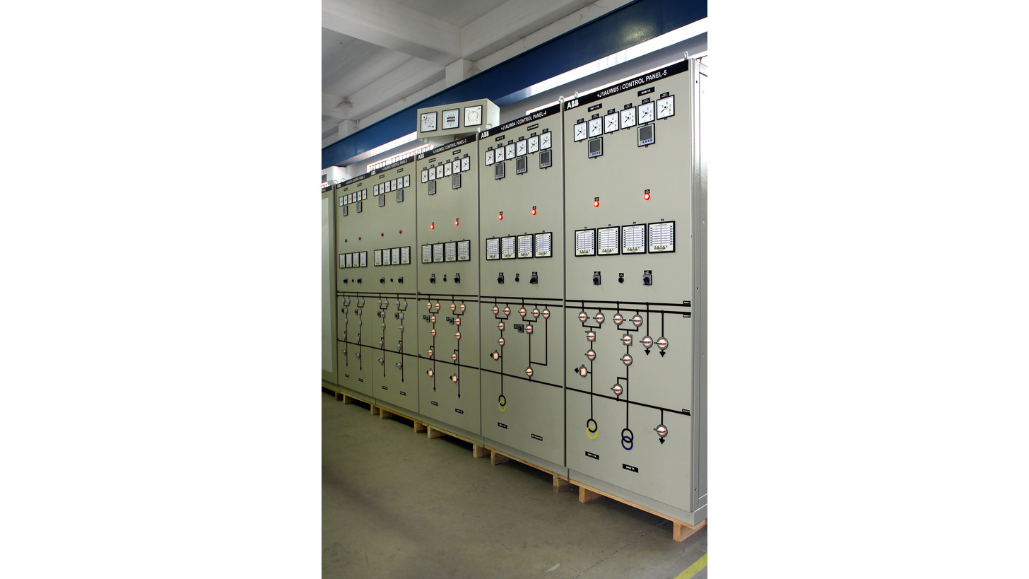 Logo LV Switchgear IEC 61439-2 form 4b