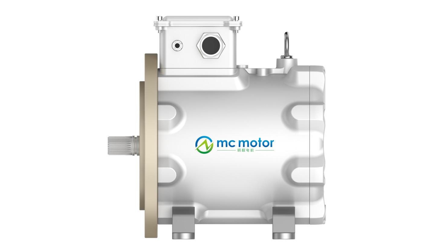 Logo SRRM series medium speed motors