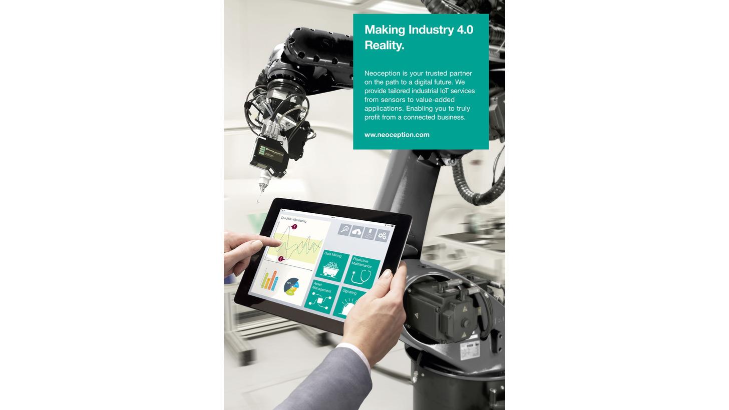 Logo SW/HW-Lösungen für Industrie 4.0 & IoT