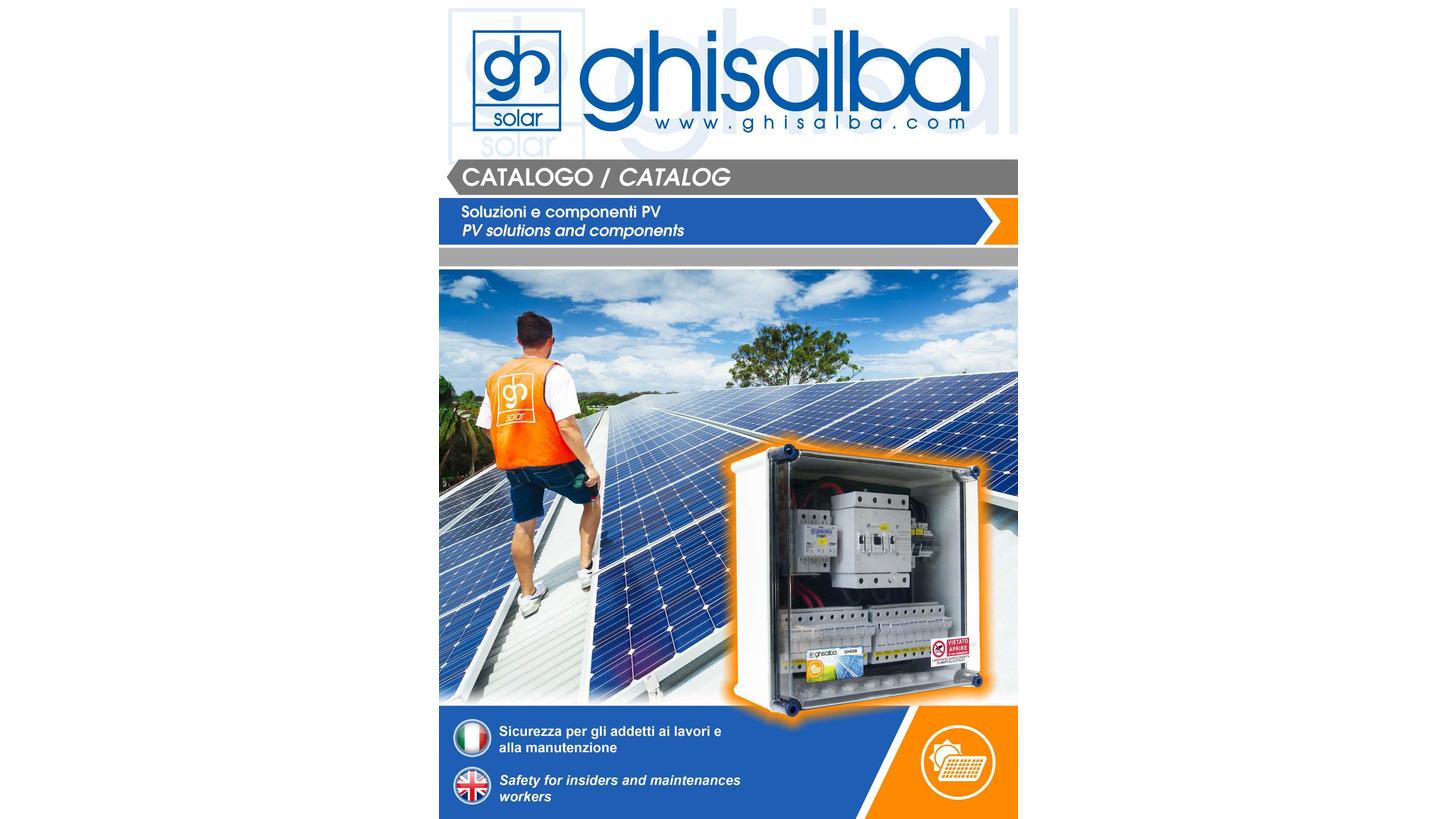 Logo Photovoltaic panels