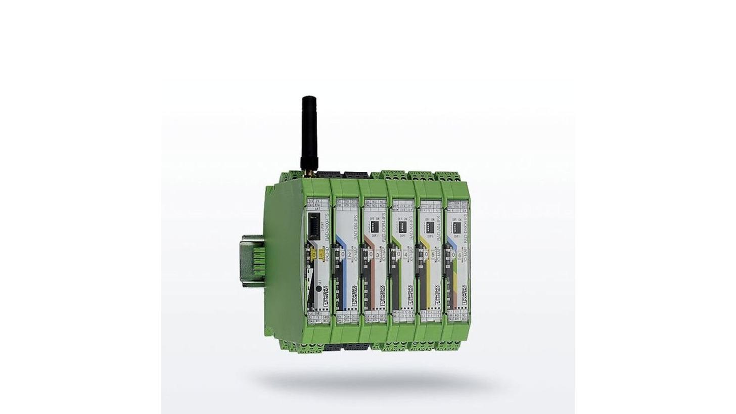 Logo Wireless data communication