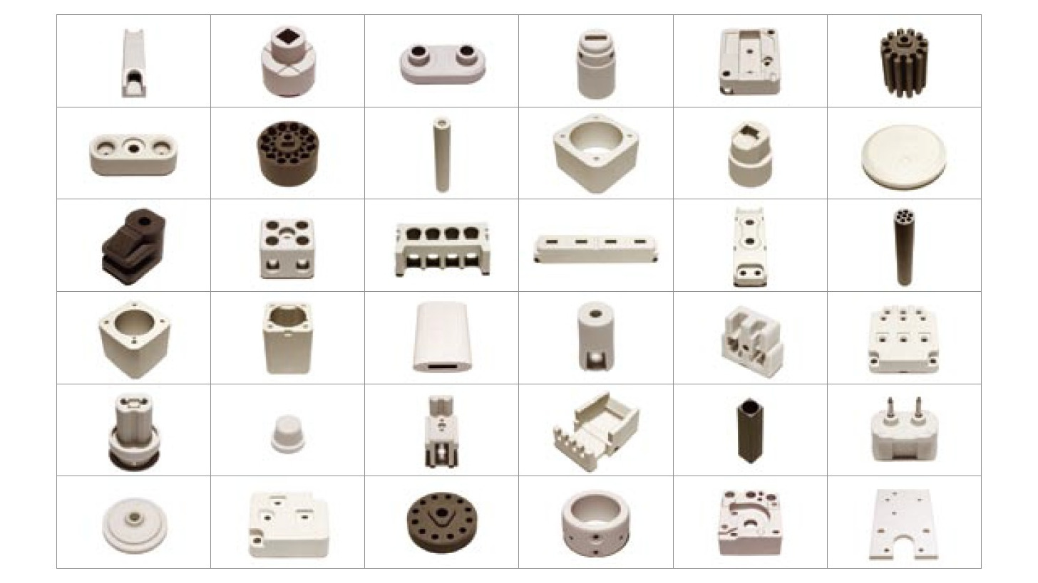 Logo Technical ceramics - standard products