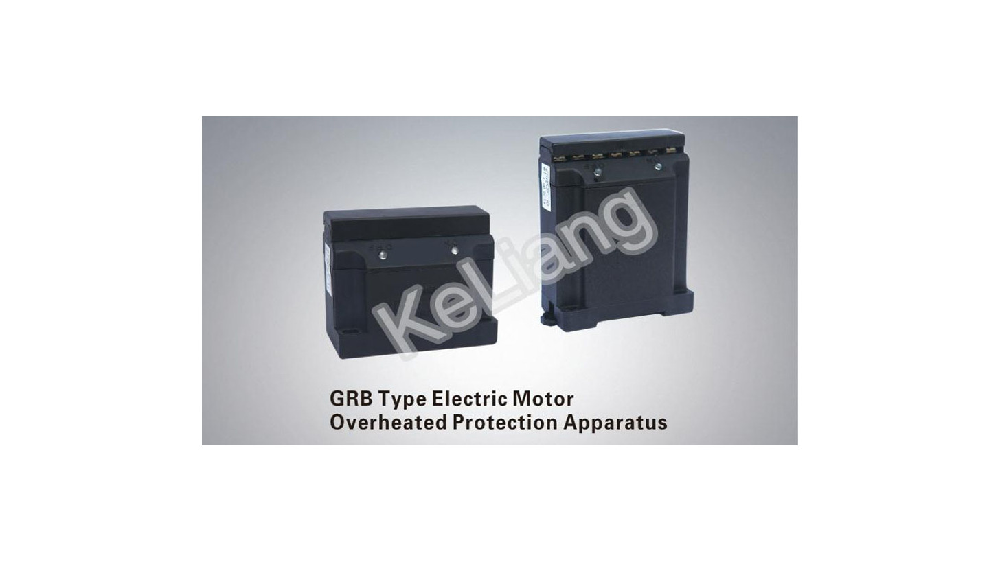 Logo GRB Type Overheated Protection Apparatus