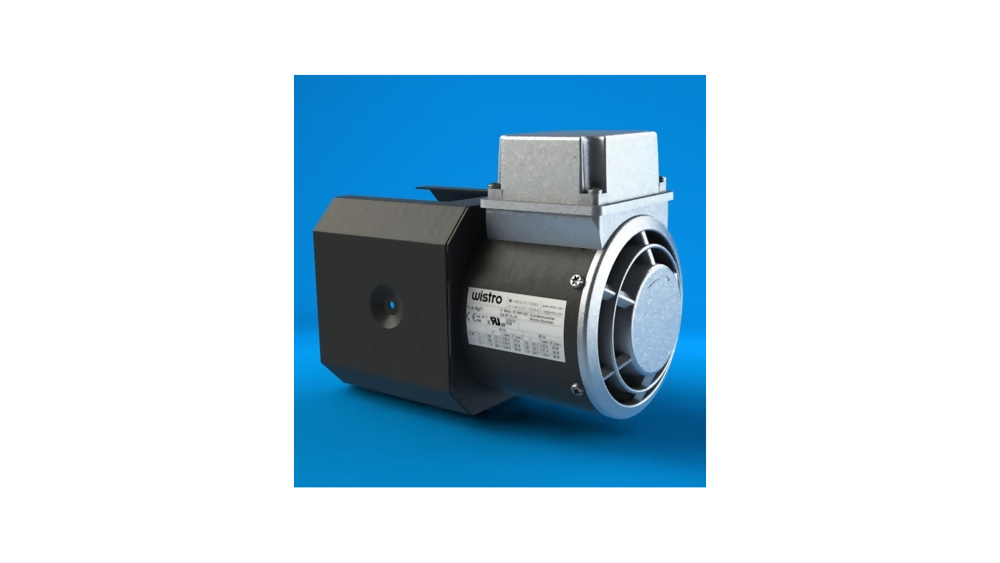 Logo External fan units for servo motors up from seize 63