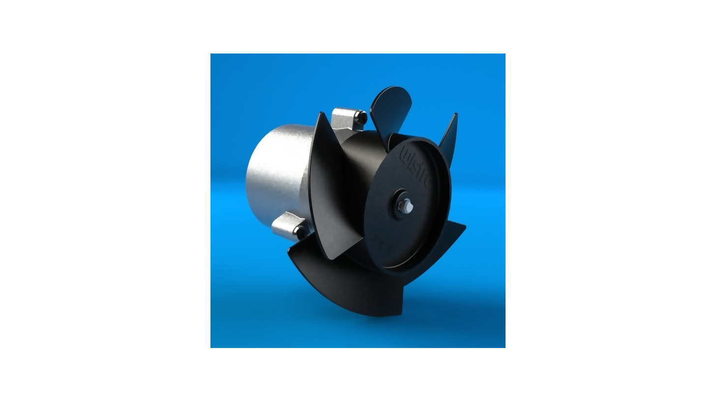 Logo Built-in axial fans with diameters up to 210mm