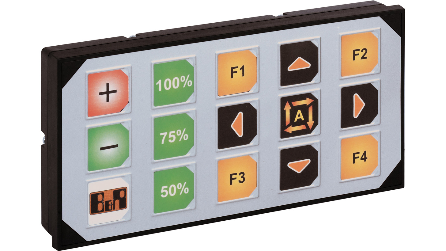 Logo Mobile Automation Keypad-System