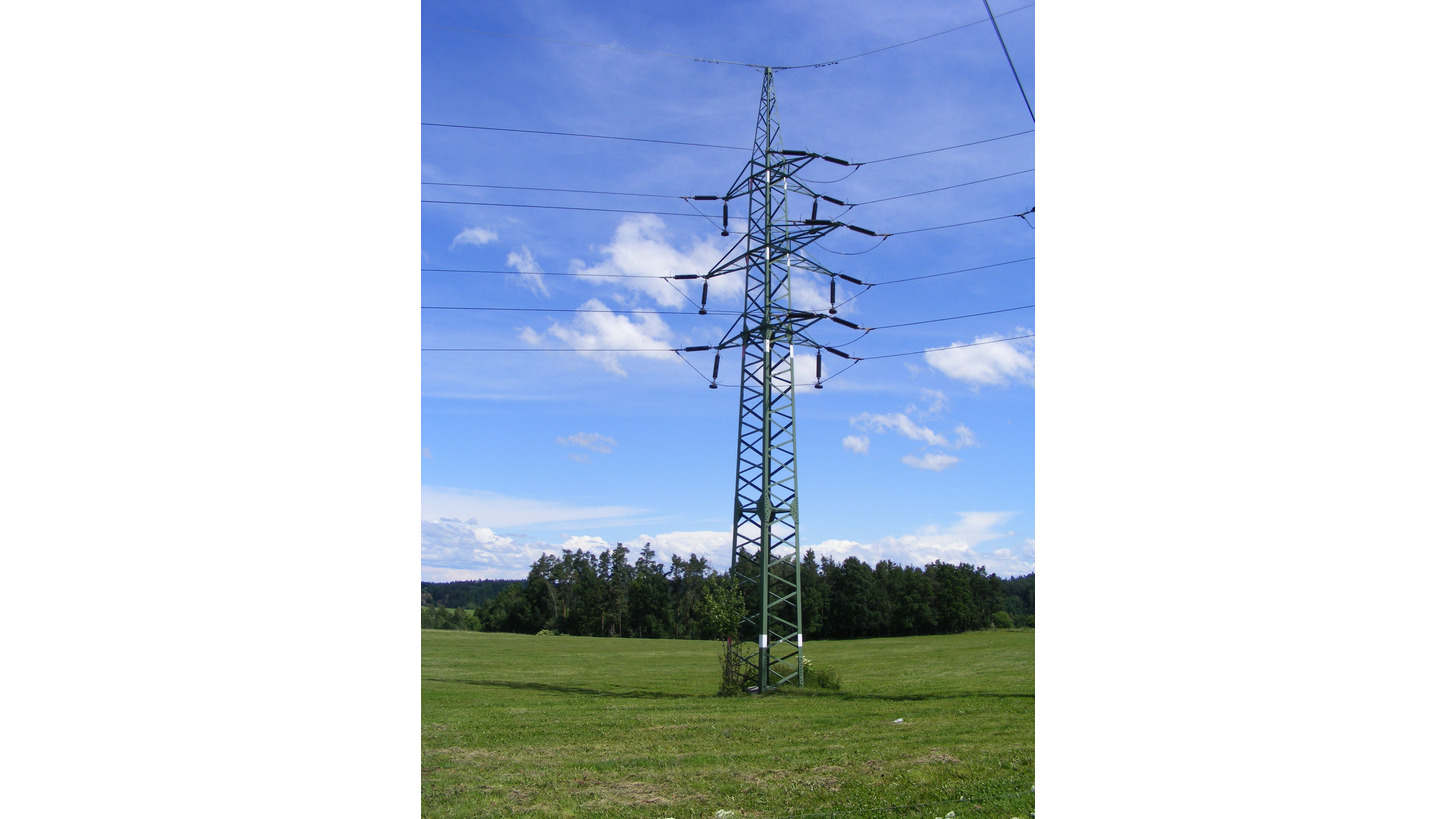 Logo Lattice towers 22 kV - 400 kV