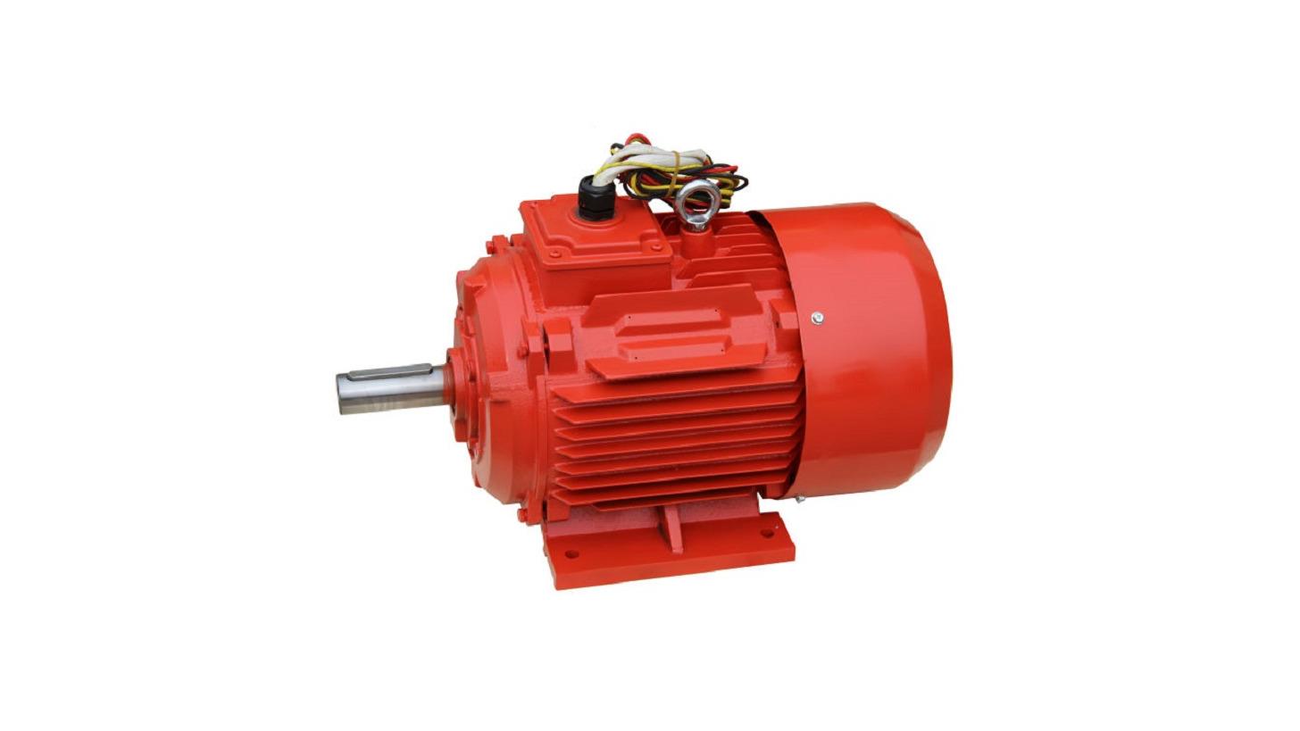 Logo High Temperature Series Induction Motor