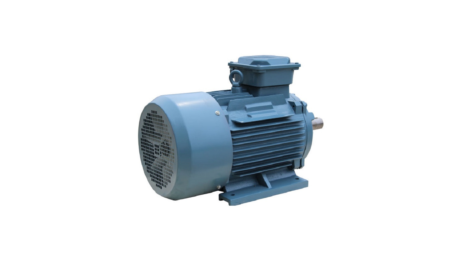 Logo Y2 2-speed & 3-speed Induction Motor