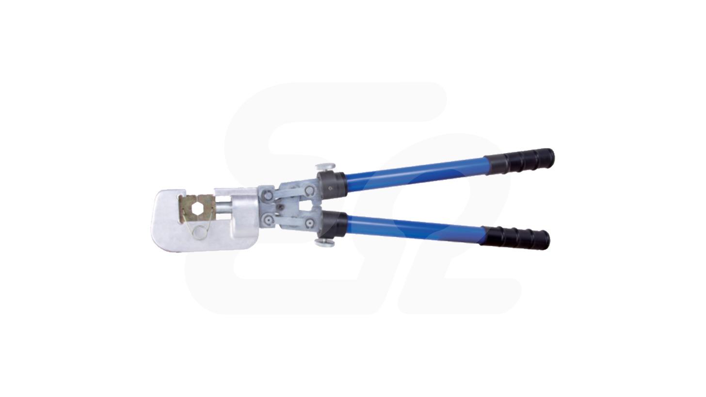 Logo Crimping tools: EK 18