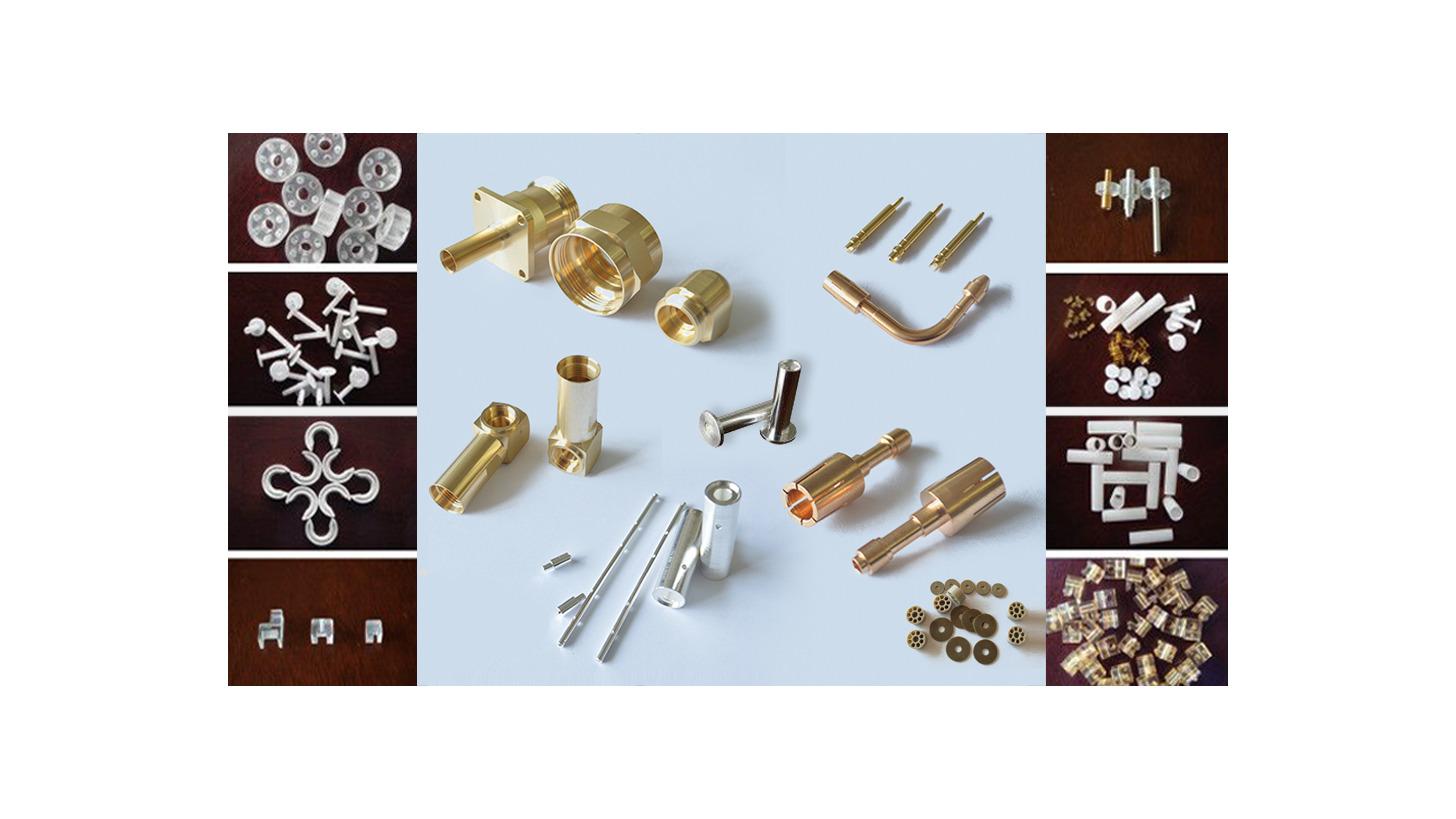 Logo Communication precision parts&Insulators
