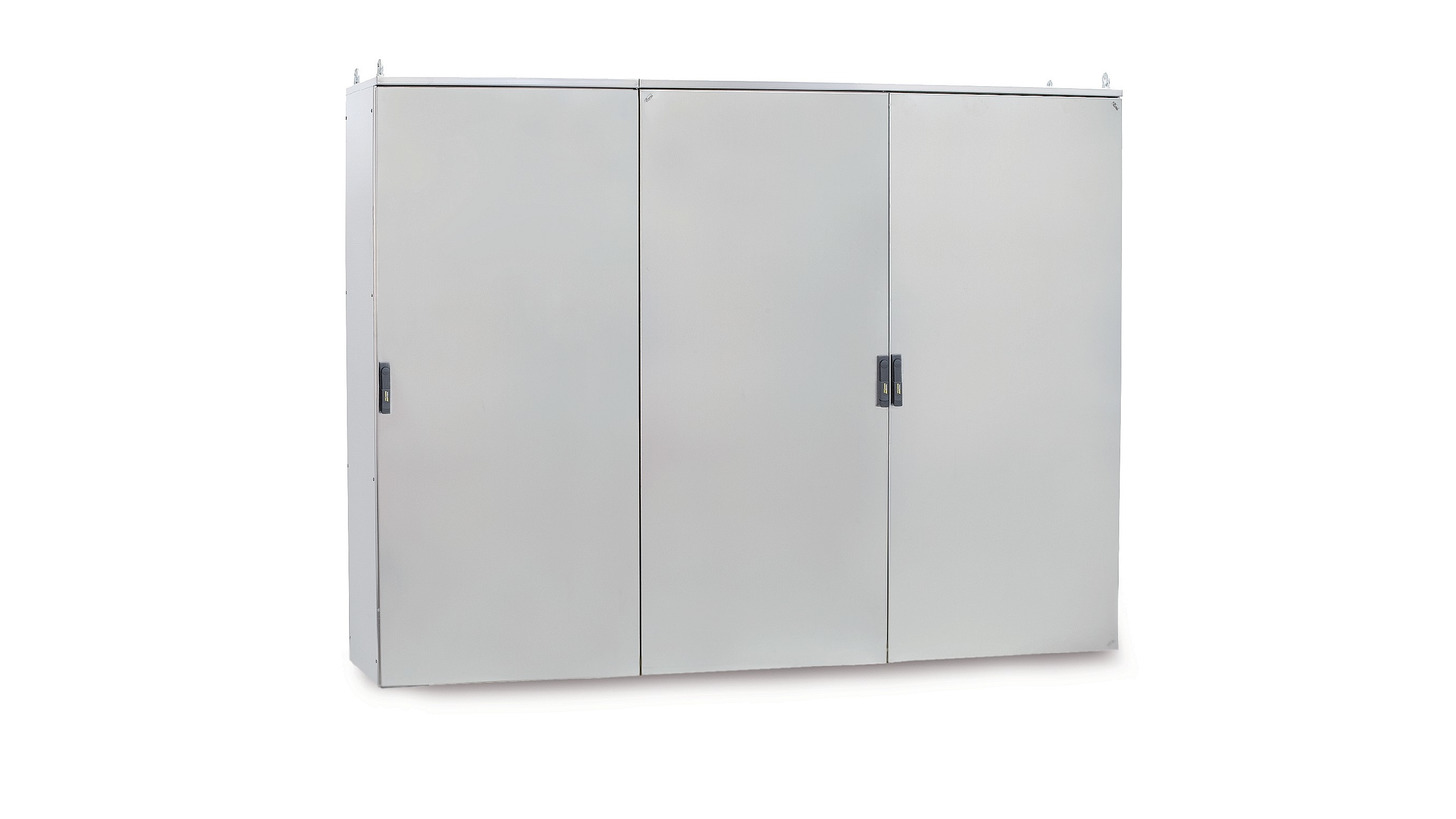 Logo Modul cabinets EGO with solid door